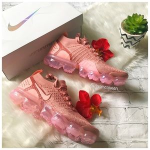 Nike Vapormax Flyknit 2.0 Rust Pink AUTHENTIC